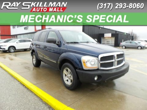 Pre-Owned 2005 Dodge Durango LIMITED 4WD