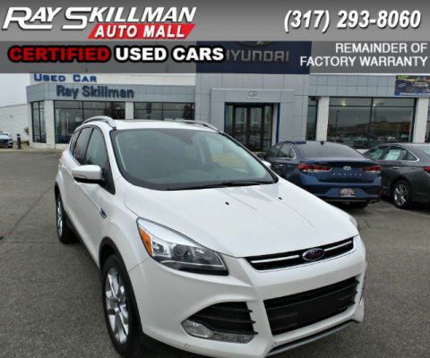 Pre-Owned 2014 Ford Escape TITANIUM/NAV/ROOF 4WD