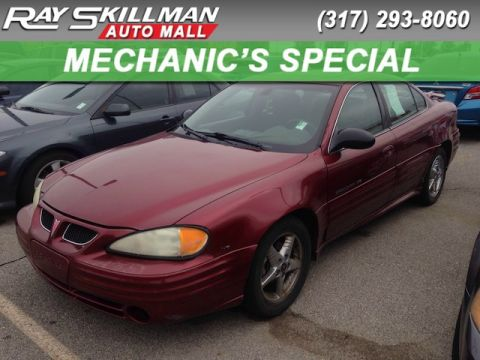 Pre-Owned 2002 Pontiac Grand Am SE1