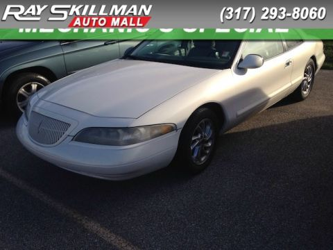 Pre-Owned 1998 LINCOLN Mark VIII LSC