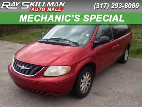 Pre-Owned 2003 Chrysler Town & Country EX