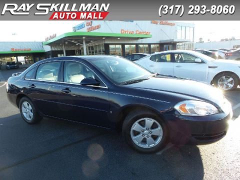 Pre-Owned 2007 Chevrolet Impala 2LT LHTR/ROOF