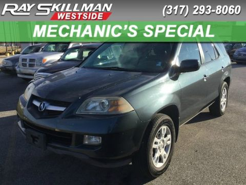 Pre-Owned 2004 Acura MDX TOURING PKG