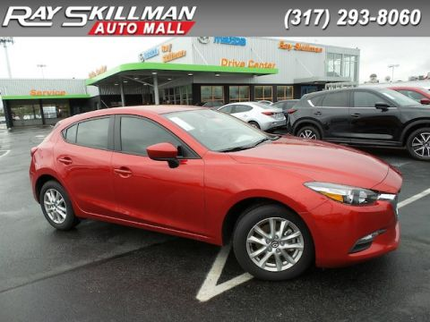 New 2018 Mazda3 M3/5D WGN/SE/MT