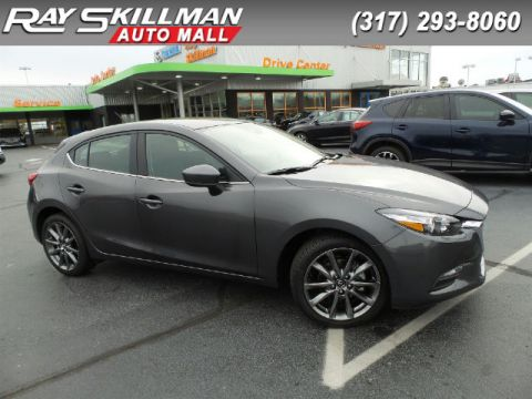 New 2018 Mazda3 TOURING AUTOMATIC