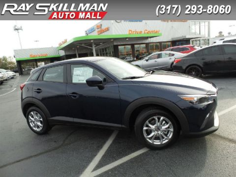 New 2018 Mazda CX-3 SP 2A