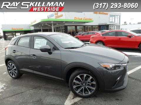 New 2019 Mazda CX-3 TOURING AT