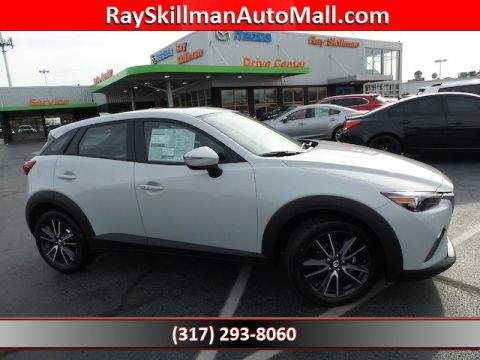 New 2018 Mazda CX-3 TOURING AT