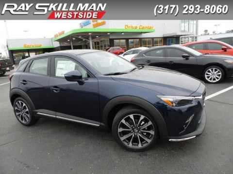 New 2019 Mazda CX-3 GT FWD AUTO