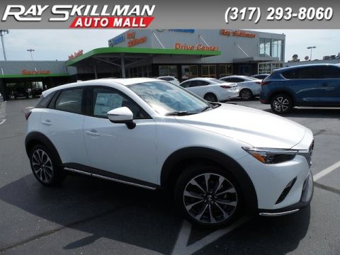 New 2019 Mazda CX-3 GRAND TOURING AUTO