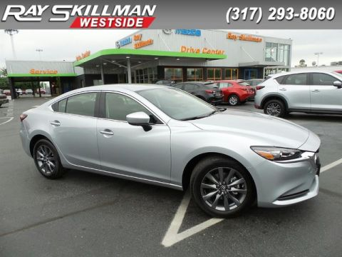 New 2018 Mazda6 4DR SDN SPORT MT