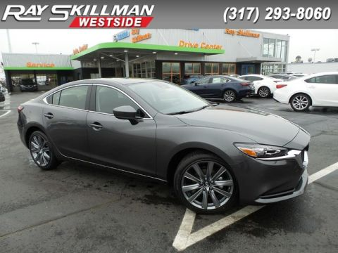 New 2018 Mazda6 4DR SDN TOURING AT