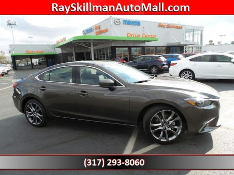 New 2017 Mazda6 i GRAND TOURING HB with Navigation