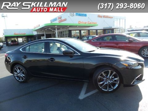 New 2017 Mazda6 4DR SDN GR TOUR AT