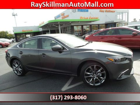 New 2017 Mazda6 17 1/2 GT with Navigation