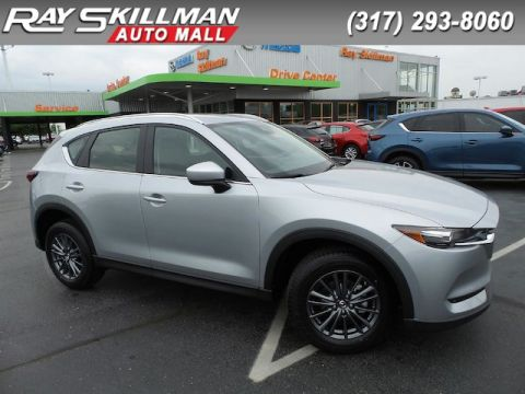 New 2018 Mazda CX-5 4DR FWD SPORT AT