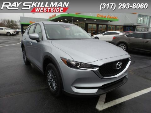 New 2019 Mazda CX-5 4DR FWD SPORT AT