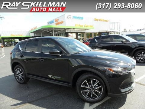 New 2018 Mazda CX-5 4DR FWD TOURING AT