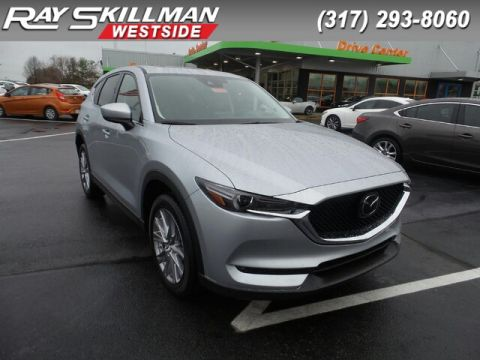New 2019 Mazda CX-5 GRAND TOURING FWD AT