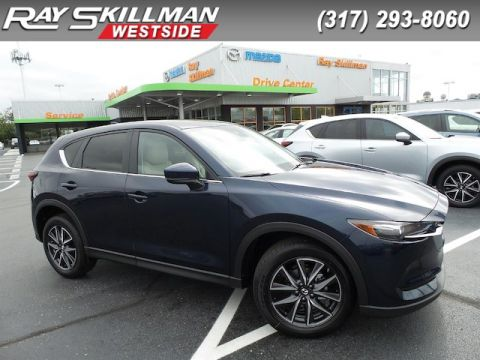 New 2018 Mazda CX-5 TOURING AWD AT