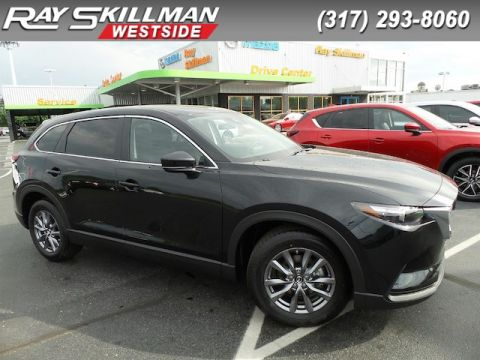 New 2018 Mazda CX-9 4DR FWD SPT