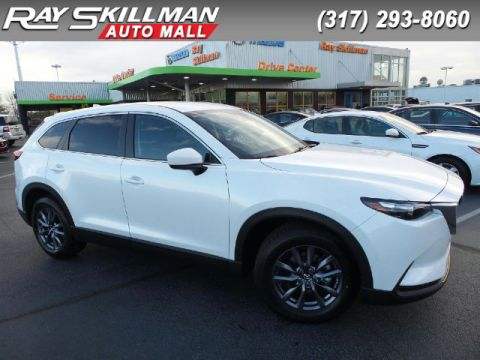 New 2018 Mazda CX-9 4DR AWD SPT AWD