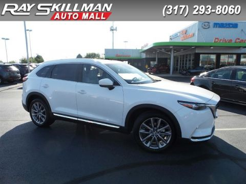 New 2018 Mazda CX-9 4DR AWD GR TOUR with Navigation & AWD