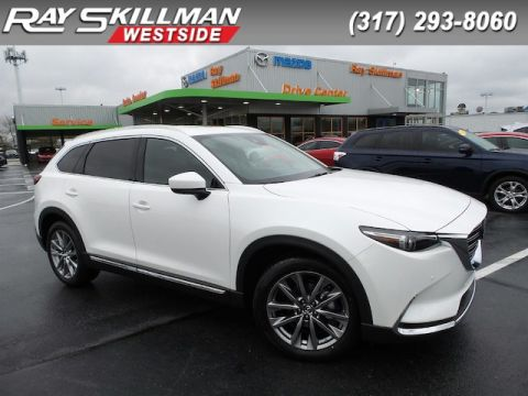 New 2019 Mazda CX-9 4DR AWD GR TOUR