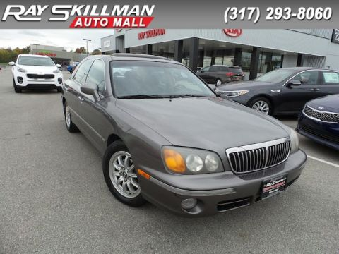 Pre-Owned 2003 Hyundai XG350 4DR SDN AT