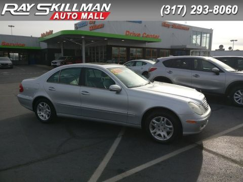 Pre-Owned 2005 Mercedes-Benz E320 4DR SDN AWD 3.2L AWD