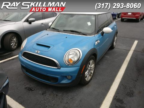 Pre-Owned 2013 MINI Hardtop S