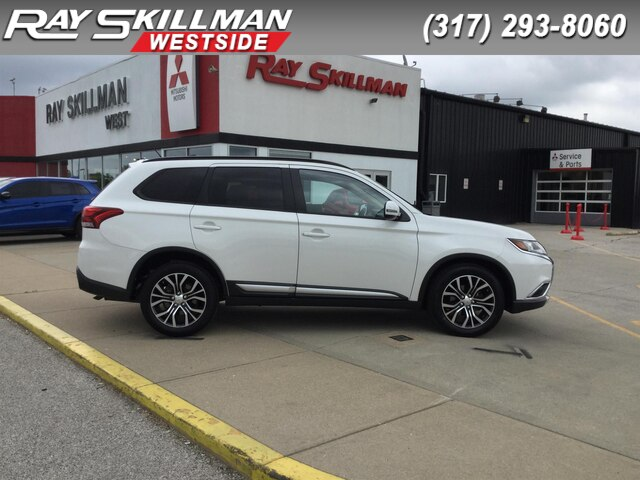 Pre Owned 2016 Mitsubishi Outlander Sel