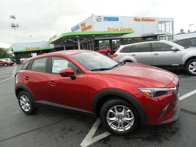 New 2019 Mazda CX-3 SP 2A