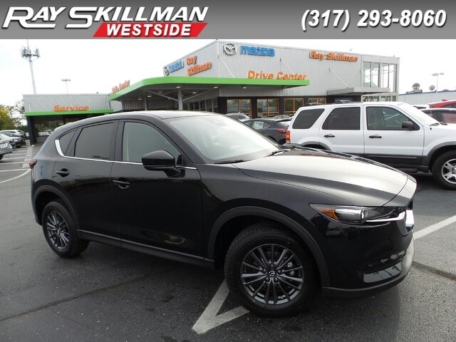 New 2019 Mazda CX-5 4DR FWD TOURING AT