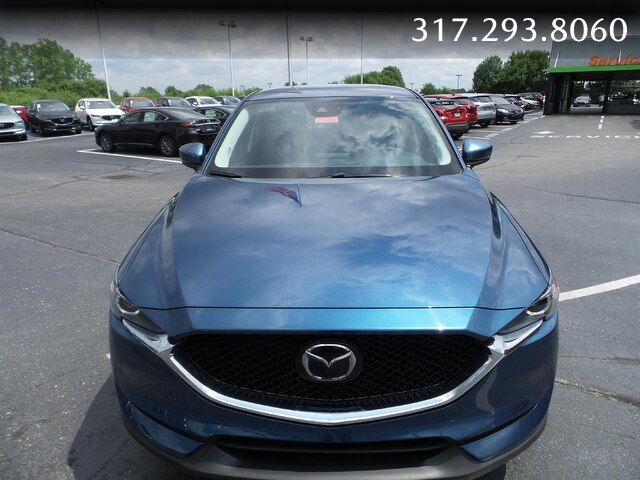 New 2020 Mazda CX-5 4DR FWD TOURING AT