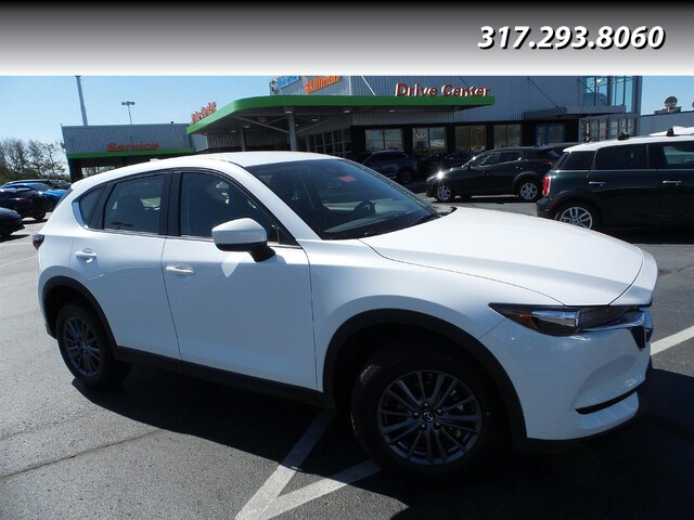 New 2020 Mazda CX-5 4DR AWD SPORT AT