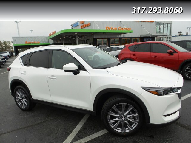 Pre-Owned 2020 Mazda CX-5 GRAND TOURING