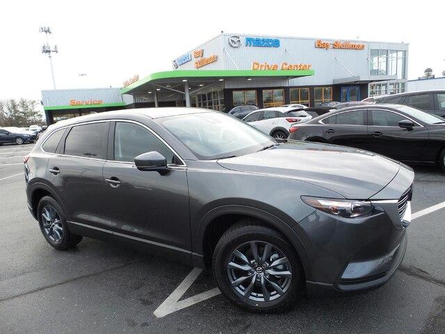 New 2020 Mazda CX-9 4DR AWD SPT