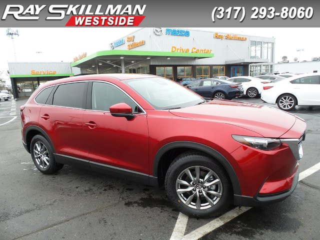 New 2019 Mazda CX-9 4DR AWD TOUR