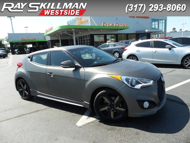 Pre-Owned 2014 Hyundai Veloster TURBO