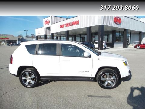 Pre-Owned 2017 Jeep Compass LTHR,MOONROOF