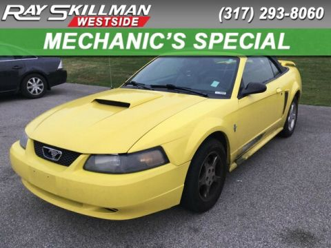 Pre-Owned 2003 Ford Mustang DELUXE