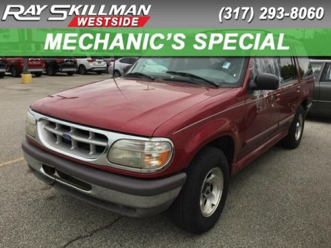 Pre-Owned 1996 Ford Explorer XLT