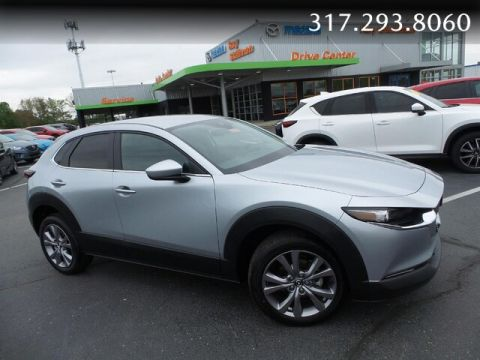 New 2020 Mazda CX-30 4DR SUV SELECT AWD