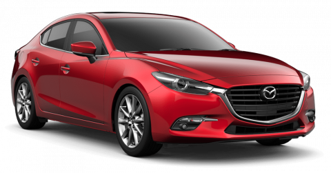 New 2018 Mazda3 GT AUTOMATIC