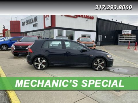 Pre-Owned 2016 Volkswagen Golf GTI SE W/PERFORMANCE