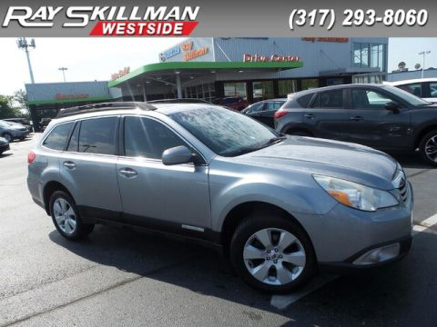 Pre-Owned 2011 Subaru Outback 2.5I LIMITED PW