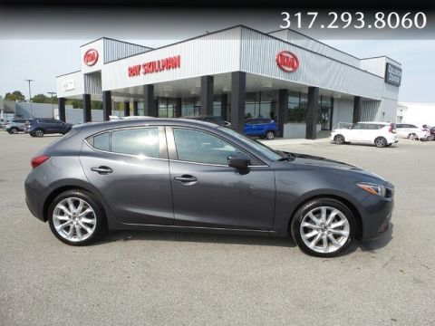 Pre-Owned 2014 Mazda3 s Touring Base