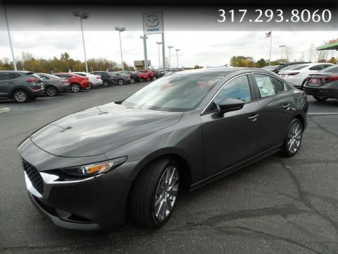 New 2021 Mazda3 FWD W/PREFERRED PKG