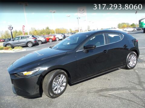 New 2021 Mazda3 5DR HB FWD AT 2.5S